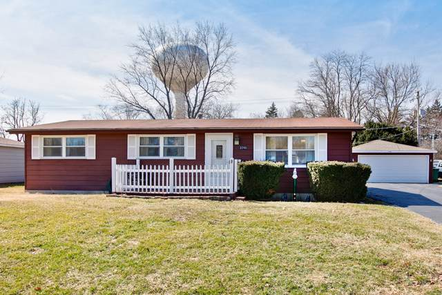 3705 Claremont Road, Johnsburg, IL 60051 (MLS #10491515) :: The Perotti Group | Compass Real Estate
