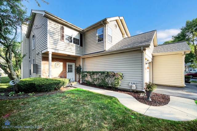 1437 Golfview Drive #1437, Glendale Heights, IL 60139 (MLS #10491533) :: Berkshire Hathaway HomeServices Snyder Real Estate