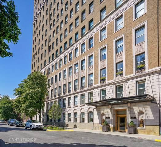 3500 N Lake Shore Drive 13A, Chicago, IL 60657 (MLS #10491545) :: John Lyons Real Estate