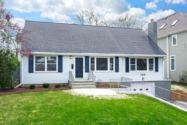 740 Prairie Avenue, Naperville, IL 60540 (MLS #10491553) :: Berkshire Hathaway HomeServices Snyder Real Estate