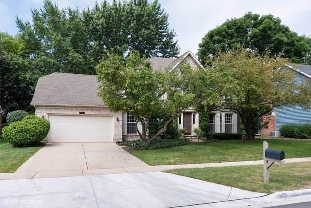 4972 Essington Court, Hoffman Estates, IL 60010 (MLS #10491555) :: Ryan Dallas Real Estate