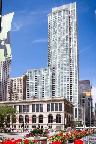 130 N Garland Court P5-44, Chicago, IL 60602 (MLS #10491572) :: Berkshire Hathaway HomeServices Snyder Real Estate