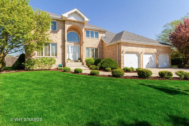 10060 Cromwell Lane, Mokena, IL 60448 (MLS #10491583) :: The Perotti Group | Compass Real Estate