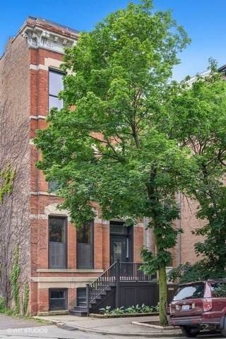 2007 N Cleveland Avenue, Chicago, IL 60614 (MLS #10491636) :: Ani Real Estate