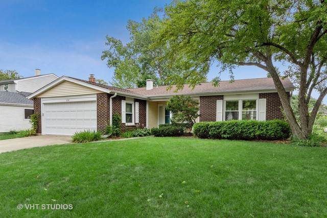 1232 Mill Creek Drive, Buffalo Grove, IL 60089 (MLS #10491644) :: Berkshire Hathaway HomeServices Snyder Real Estate