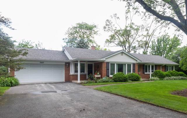 5420 Country Club Drive, La Grange, IL 60525 (MLS #10491668) :: Berkshire Hathaway HomeServices Snyder Real Estate