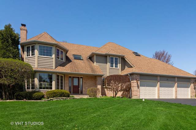 181 N Meadowlark Drive, Hawthorn Woods, IL 60047 (MLS #10491673) :: Property Consultants Realty