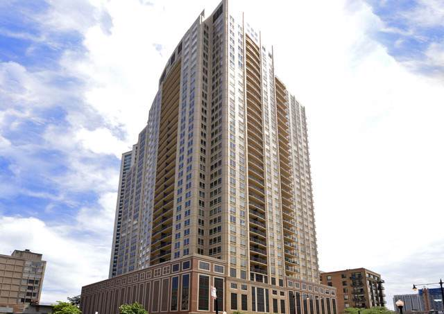 1111 S Wabash Avenue #1604, Chicago, IL 60605 (MLS #10491678) :: Berkshire Hathaway HomeServices Snyder Real Estate