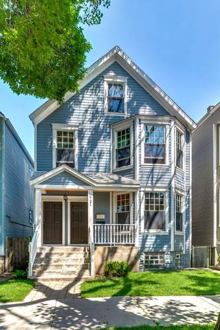 2721 N Marshfield Avenue, Chicago, IL 60614 (MLS #10491687) :: The Wexler Group at Keller Williams Preferred Realty