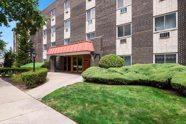 4700 Old Orchard Road #307, Skokie, IL 60076 (MLS #10491692) :: Ani Real Estate