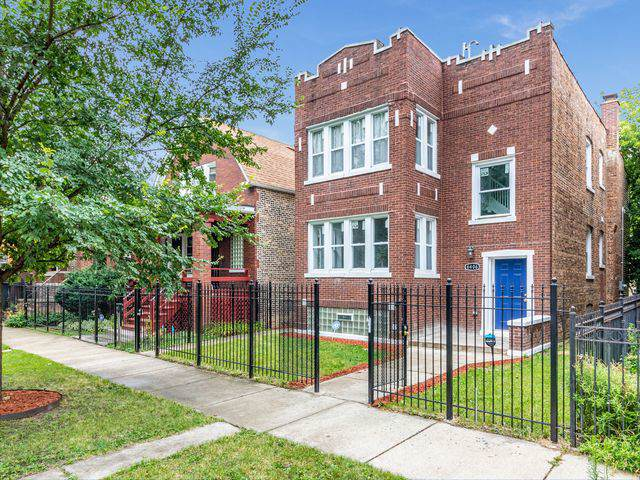 6406 S Maplewood Avenue, Chicago, IL 60629 (MLS #10491701) :: Berkshire Hathaway HomeServices Snyder Real Estate