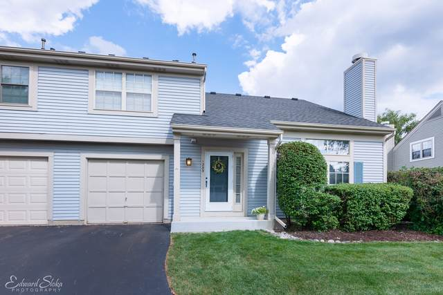 1233 N Knollwood Drive, Palatine, IL 60067 (MLS #10491704) :: Berkshire Hathaway HomeServices Snyder Real Estate