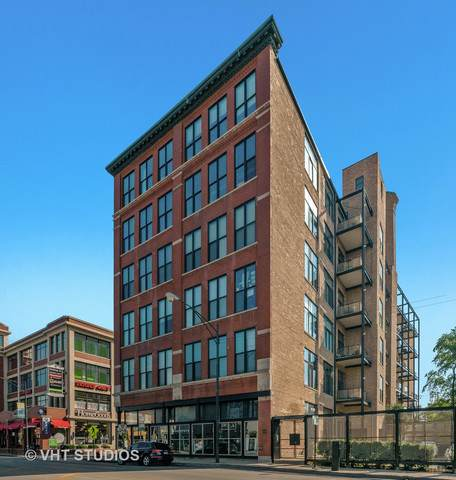 1872 N Clybourn Avenue #406, Chicago, IL 60614 (MLS #10491714) :: Ani Real Estate
