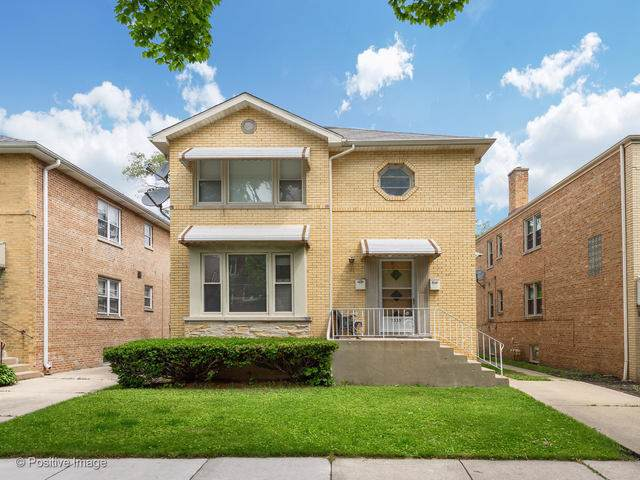 5330 W Sunnyside Avenue, Chicago, IL 60630 (MLS #10491725) :: Property Consultants Realty