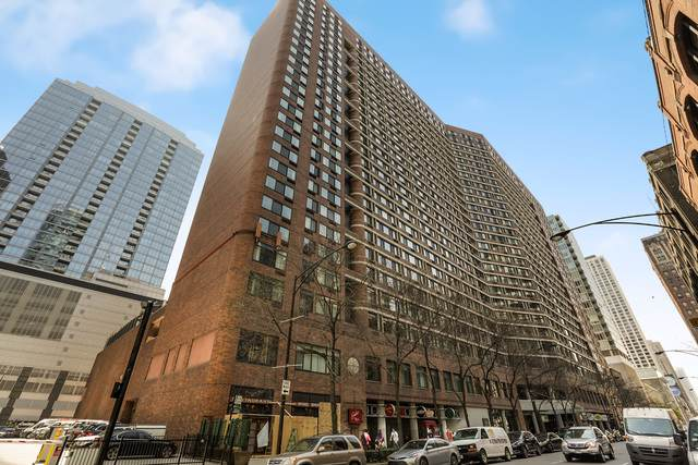 211 E Ohio Street #2510, Chicago, IL 60611 (MLS #10491734) :: Ryan Dallas Real Estate
