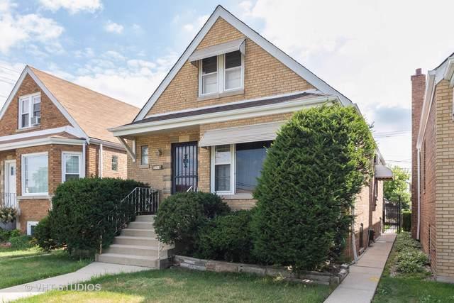7119 S Kedzie Avenue, Chicago, IL 60629 (MLS #10491749) :: Berkshire Hathaway HomeServices Snyder Real Estate