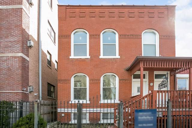1807 W Race Avenue, Chicago, IL 60622 (MLS #10491785) :: Berkshire Hathaway HomeServices Snyder Real Estate