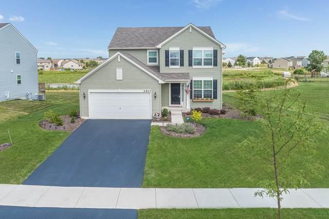 2601 Fairfax Way, Yorkville, IL 60560 (MLS #10491789) :: Ani Real Estate