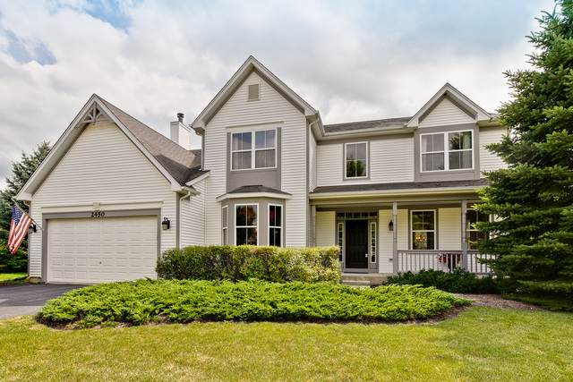 2450 Waterside Court, Wauconda, IL 60084 (MLS #10491798) :: The Perotti Group | Compass Real Estate