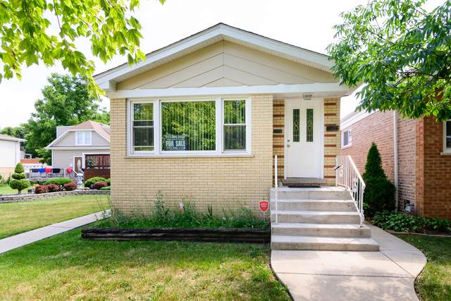 1543 Home Avenue, Berwyn, IL 60402 (MLS #10491804) :: The Perotti Group | Compass Real Estate
