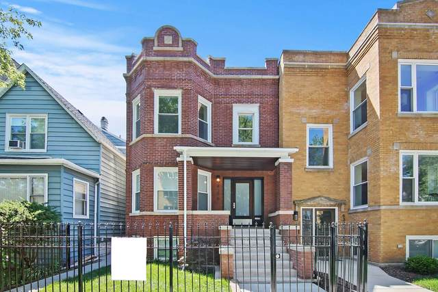 4306 N Troy Street, Chicago, IL 60618 (MLS #10491809) :: The Perotti Group | Compass Real Estate