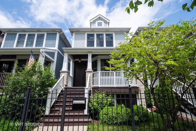 2432 W Fletcher Street, Chicago, IL 60618 (MLS #10491810) :: The Perotti Group | Compass Real Estate