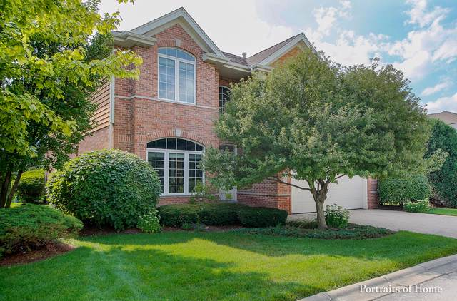 6454 Emerald Court, Willowbrook, IL 60527 (MLS #10491830) :: Berkshire Hathaway HomeServices Snyder Real Estate