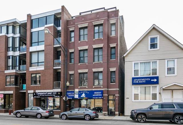 2632 N Halsted Street #4, Chicago, IL 60614 (MLS #10491835) :: Ryan Dallas Real Estate