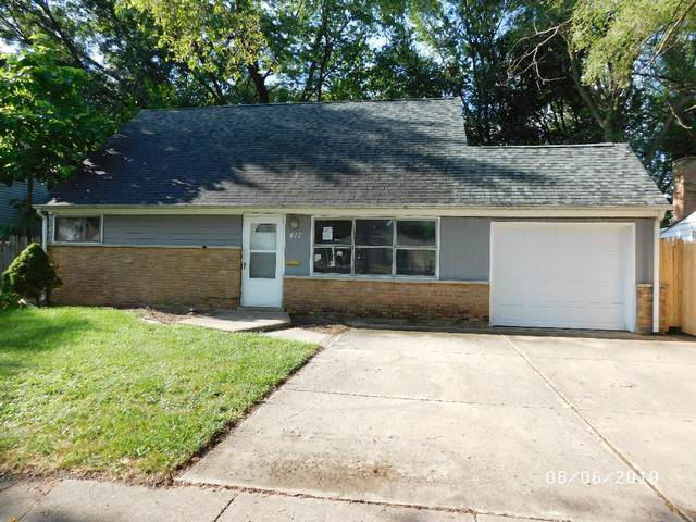 417 Winnemac Street, Park Forest, IL 60466 (MLS #10491849) :: John Lyons Real Estate
