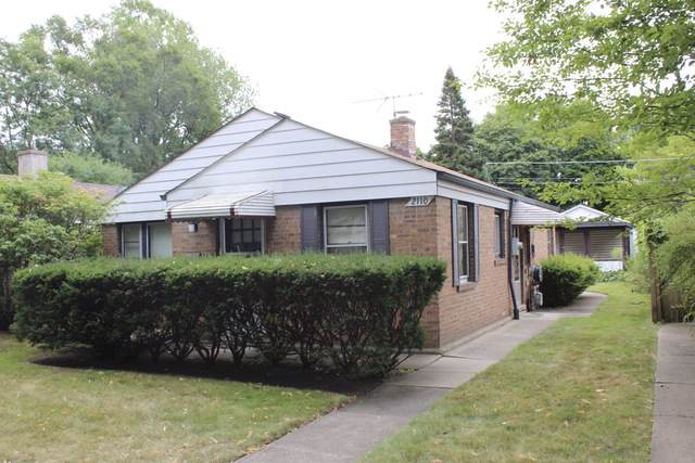 2110 Madison Place, Evanston, IL 60202 (MLS #10491851) :: Ryan Dallas Real Estate