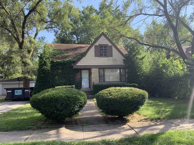 1447 Linden Road, Homewood, IL 60430 (MLS #10491871) :: The Wexler Group at Keller Williams Preferred Realty