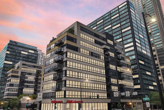 130 S Canal Street #803, Chicago, IL 60606 (MLS #10491880) :: BNRealty
