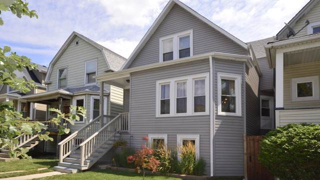 4109 N Kimball Avenue, Chicago, IL 60618 (MLS #10491901) :: Ryan Dallas Real Estate
