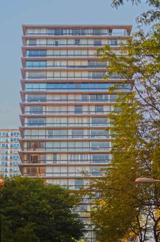 320 W Oakdale Avenue #2102, Chicago, IL 60657 (MLS #10491933) :: The Perotti Group | Compass Real Estate