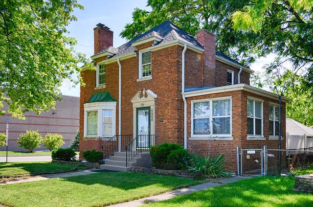 9554 S Campbell Avenue, Evergreen Park, IL 60805 (MLS #10491945) :: Berkshire Hathaway HomeServices Snyder Real Estate