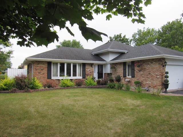 3475 Edward Drive, Crete, IL 60417 (MLS #10491953) :: The Wexler Group at Keller Williams Preferred Realty