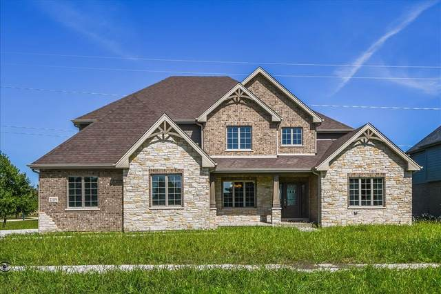 22119 Mary Drive, Frankfort, IL 60423 (MLS #10491970) :: Century 21 Affiliated