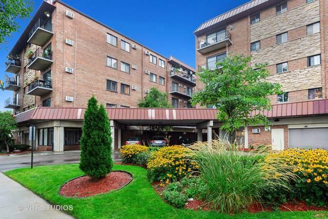 2333 N Neva Avenue 405C, Chicago, IL 60707 (MLS #10491991) :: John Lyons Real Estate