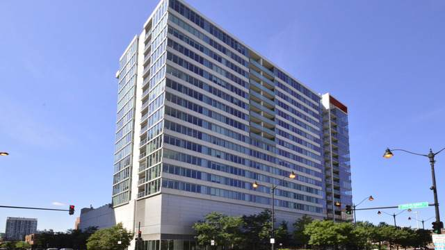 659 W Randolph Street #511, Chicago, IL 60661 (MLS #10491995) :: BNRealty
