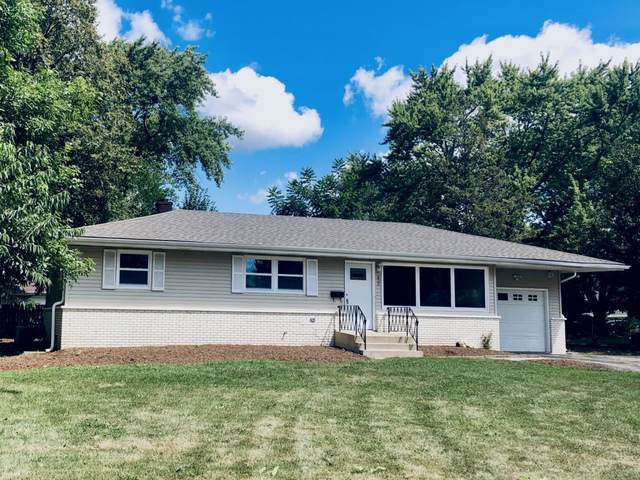 630 Redwood Drive, Aurora, IL 60506 (MLS #10492003) :: The Perotti Group | Compass Real Estate