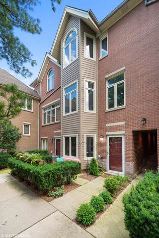 1231 W Fletcher Street F, Chicago, IL 60657 (MLS #10492011) :: The Perotti Group | Compass Real Estate