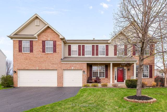 2264 Blackburn Court, Aurora, IL 60503 (MLS #10492030) :: Baz Realty Network | Keller Williams Elite