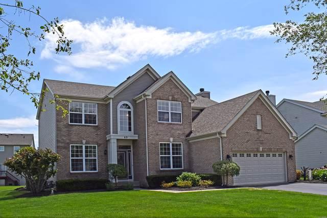 69 Augusta Drive, Gilberts, IL 60136 (MLS #10492036) :: Suburban Life Realty