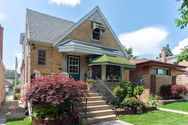 3248 N Nordica Avenue, Chicago, IL 60634 (MLS #10492089) :: Ani Real Estate