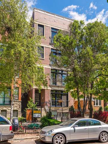 924 W Roscoe Street #1, Chicago, IL 60657 (MLS #10492107) :: The Perotti Group | Compass Real Estate
