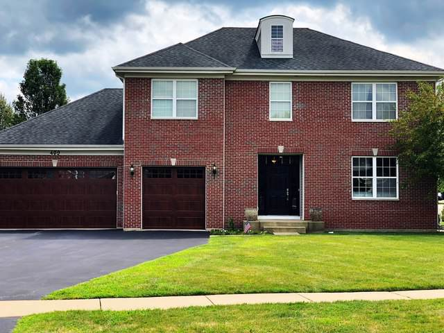 409 Wentworth Circle, Cary, IL 60013 (MLS #10492116) :: Berkshire Hathaway HomeServices Snyder Real Estate