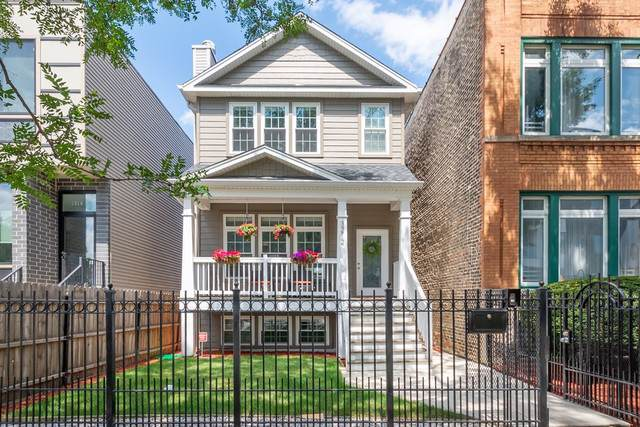 3212 W Wabansia Avenue, Chicago, IL 60647 (MLS #10492163) :: Berkshire Hathaway HomeServices Snyder Real Estate