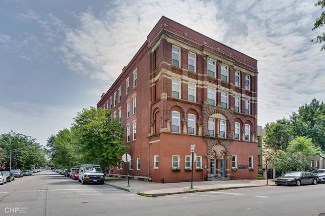 1521 N Paulina Street 1F, Chicago, IL 60622 (MLS #10492169) :: The Perotti Group | Compass Real Estate