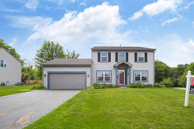 308 Oak Grove Drive, Wauconda, IL 60084 (MLS #10492172) :: Berkshire Hathaway HomeServices Snyder Real Estate