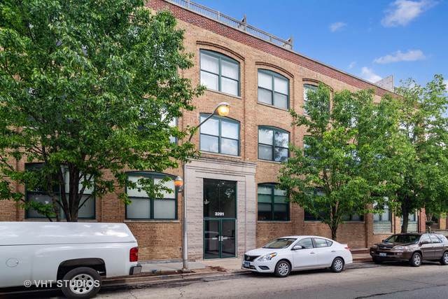 3201 N Ravenswood Avenue #401, Chicago, IL 60657 (MLS #10492198) :: Ryan Dallas Real Estate